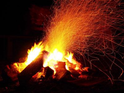 Infraction aux déchets brûlés