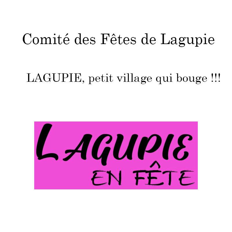 Comité des fêtes de Lagupie