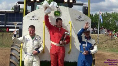 Vincent Alva Champion de France