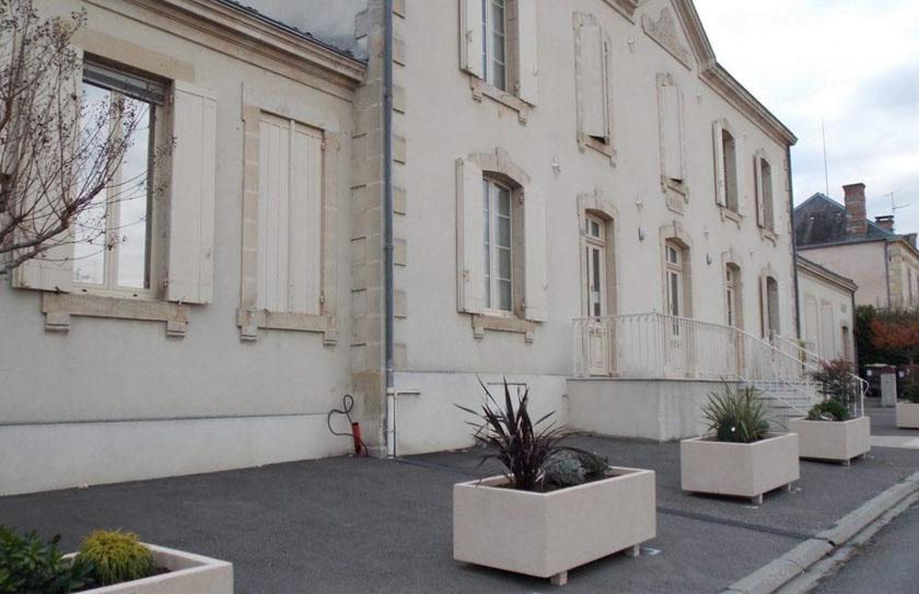 École de Lagupie