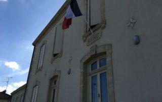 Mairie de Lagupie