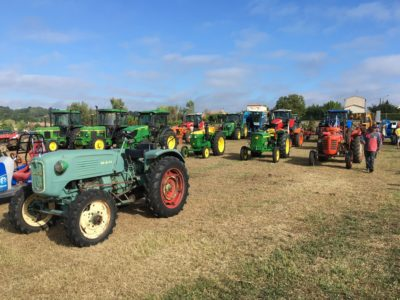 Tracteurs Festi Pomme 2018