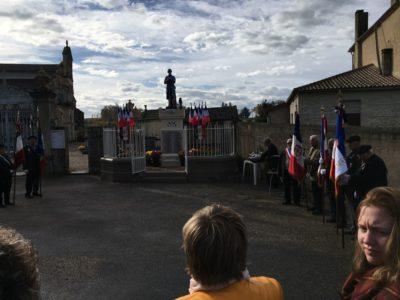 Centenaire armistice 2018