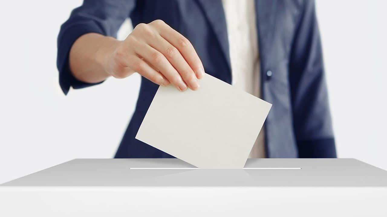Vote à Lagupie